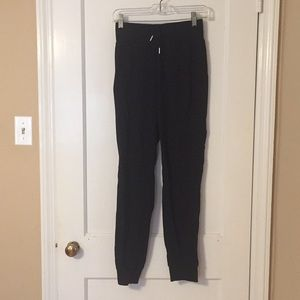 H&M Joggers black size small